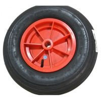 Technical Marine Supplies Dinghy Trolley Wheel - Red