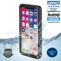 Active Pro NAUTILUS - Waterproof Case For iPhone XS / X Black