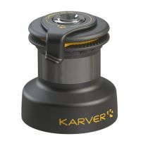 Karver KCW - Compact Winch - PRE-ORDER FOR EARLY 2019