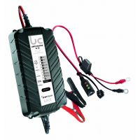 Uniteck UNICHARGE 12V - 8A BATTERY CHARGER FOR 10-250Ah BATTERIES