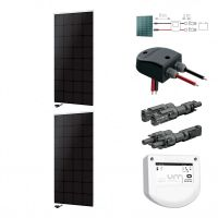 Uniteck UNISUN 220W KIT (BACK CONTACT) 12V