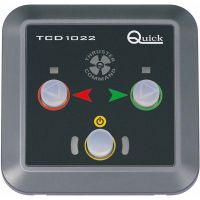 Quick TCD1022 - Push Button Thruster Control Panel