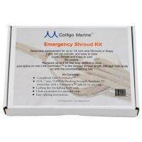 Colligo Marine Emergency Shroud 6mm Wire Kit