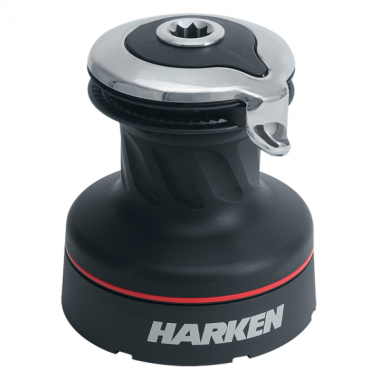 Harken Self-Tailing Radial Winch — 2 Speed