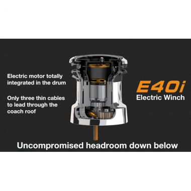 Seldén E40i ElectricWinch