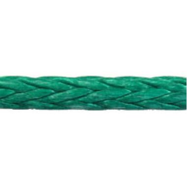 Rope Diameter 4mm, Colour SolidGreen