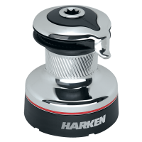 Harken Self-Tailing Radial Winch — 2 Speed - Chrome