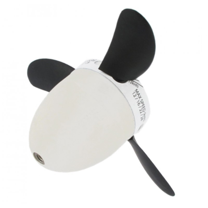 Adjustable Pitch Three-Blade Propeller - 200mm at Technical