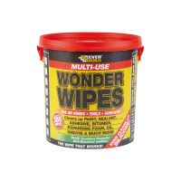 Sika Everbuild Giant Wonder Wipes Trade Tub