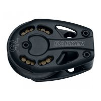Harken Black Magic Footblock - 75mm Aluminum Footblock