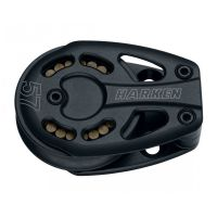 Harken Black Magic Footblock - 57mm Aluminum Footblock