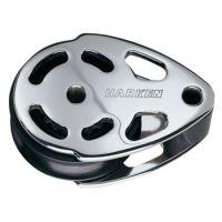 Harken Cruising ESP Footblock - 75 mm Stainless Steel  ESP Footblock