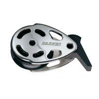 Harken Cruising ESP Footblock - 57 mm Stainless Steel  ESP Footblock - Lockoff