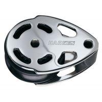 Harken Cruising ESP Footblock - 57 mm Stainless Steel  ESP Footblock