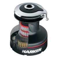 Harken 40 Self-Tailing Radial Winch — 2 Speed