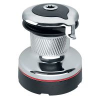 Harken 50 Self-Tailing Radial Winch — 2 Speed - Chrome