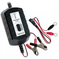 Uniteck UNICHARGE 6V-12V - 1,5A BATTERY CHARGER FOR 8-40Ah BATTERIES