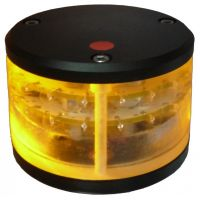 Mantagua LED Orange Flashing Beacon 360°
