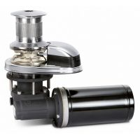 Quick DP2 12v 6mm or 8mm Chain Windlass  - 300w, 500w or 700w with Ø 105mm Drum