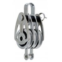 Seldén 25mm High Load Triple Becket Block - Ball Bearing
