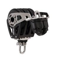 Seldén 60mm Triple/Cam/Becket - Fine Tuning Block - Ball Bearing