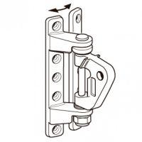 Seldén Universal Rodkicker Mast Bracket