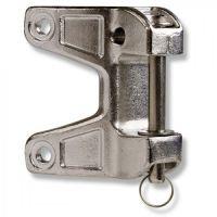 Seldén Gooseneck Bracket - Stainless Steel