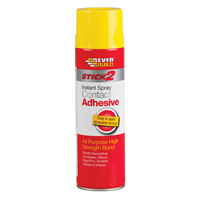 Sika Everbuild Spray Contact Adhesive 500ml