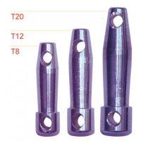 Tylaska Plug Fid - Purple